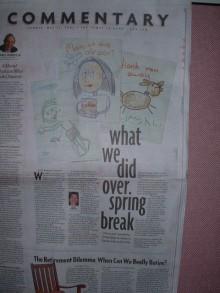 Tampa Tribune Sunday editions